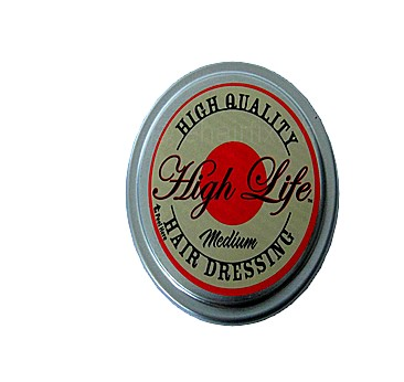 HIGH LIFE MEDIUM HAIR DRESSING POMADE