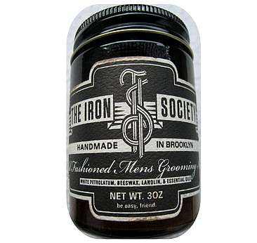 IRON SOCIETY OLD FASHIONED MENS GROOMING AID