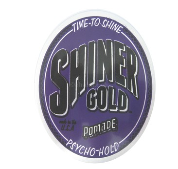 Shinner Gold Psycho Hold Pomade